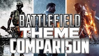 Battlefield Theme Evolution BF 1942 BF1 Battlefield OST Comparison