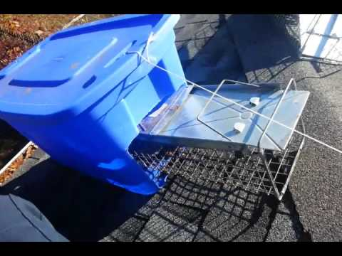 Squirrel Trapping on Roof and Attic | Damage Inspection NJ 732-309-4209