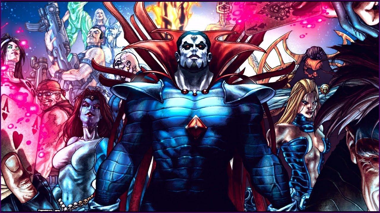 День Грехов и Комплексов! X-Men: Messiah Complex #5 - #7, Gideon Falls #22, Iron Man 2020 #4