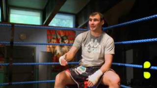 Joe Calzaghe Funny Story About Mike Tyson