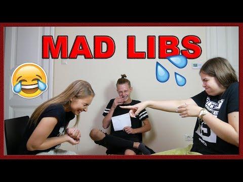 MAD LIBS 2!! - TELIBE KÖPTEK