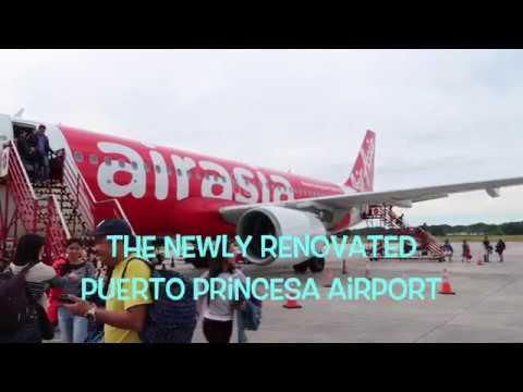 The New Puerto Princesa Palawan Airport 2017