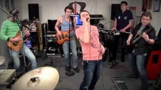Jam Square - Come Undone (Robbie Williams cover, live in studio)