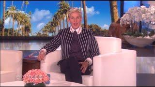 Ellen DeGeneres makes us all cry when receiving 'best gift' from Portia de Rossi