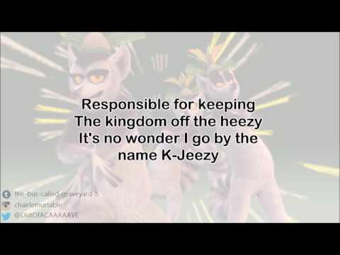 Download All Hail King Julien - Fleek Rap - Lyrics
