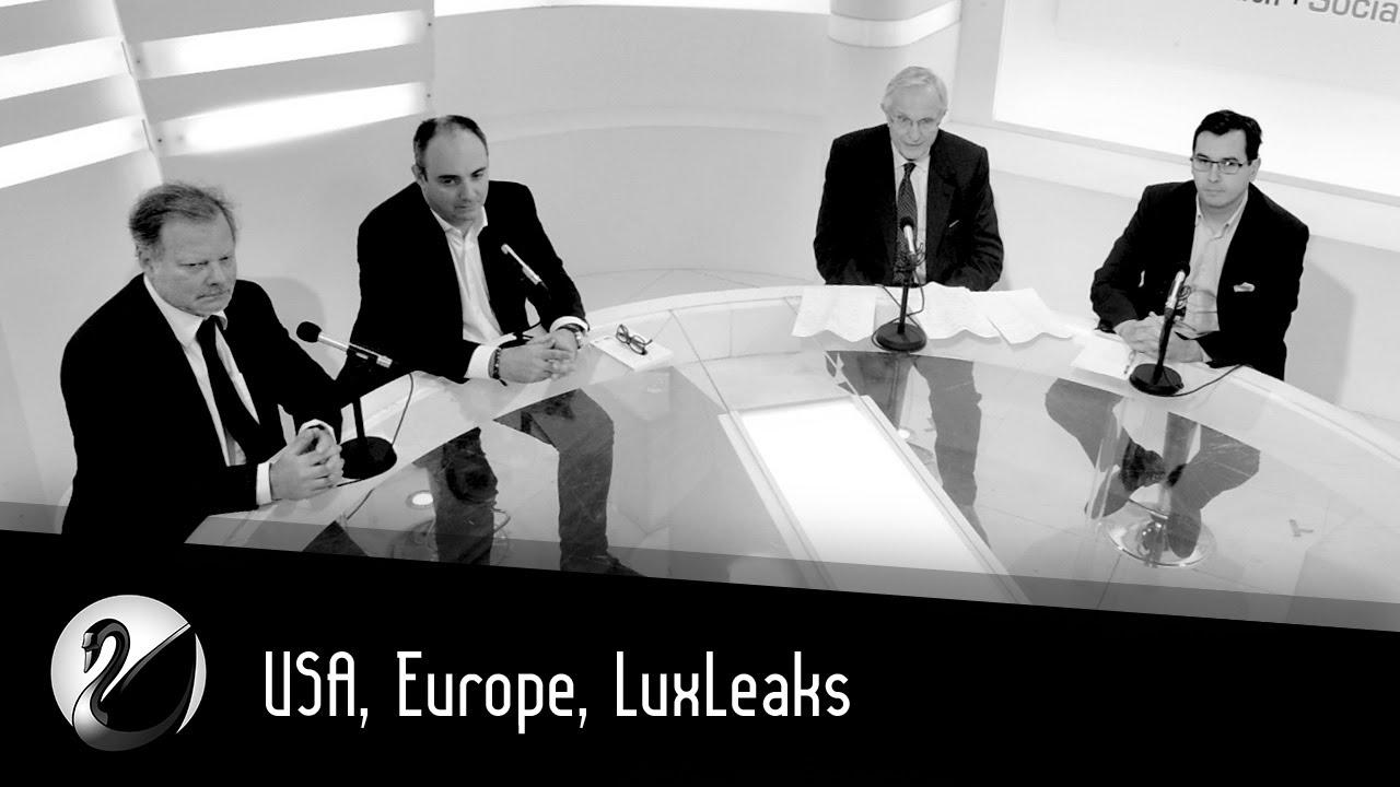 USA, Europe, LuxLeaks : Le grand marché des inégalités