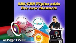 Anong mapapanood mo sa bagong channels ng TVplus?