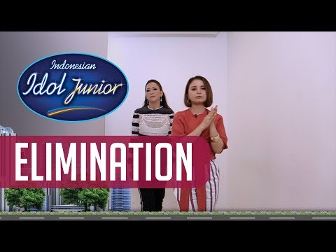 RESULT - ELIMINATION 2 - Indonesian Idol Junior 2018