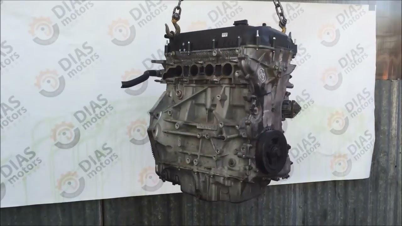 Контрактный бу двигатель SEBA (SEWA) на Ford Mondeo IV, Galaxy и S-Max