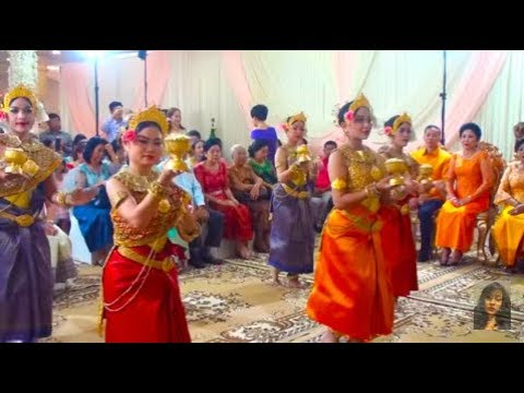 Cambodian Wedding Party - High Class Wedding In Phnom Penh City - Traditional Wedding