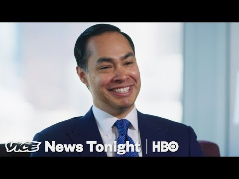 Julián Castro Thinks His Path to the Nomination Is Through Nevada and Texas
