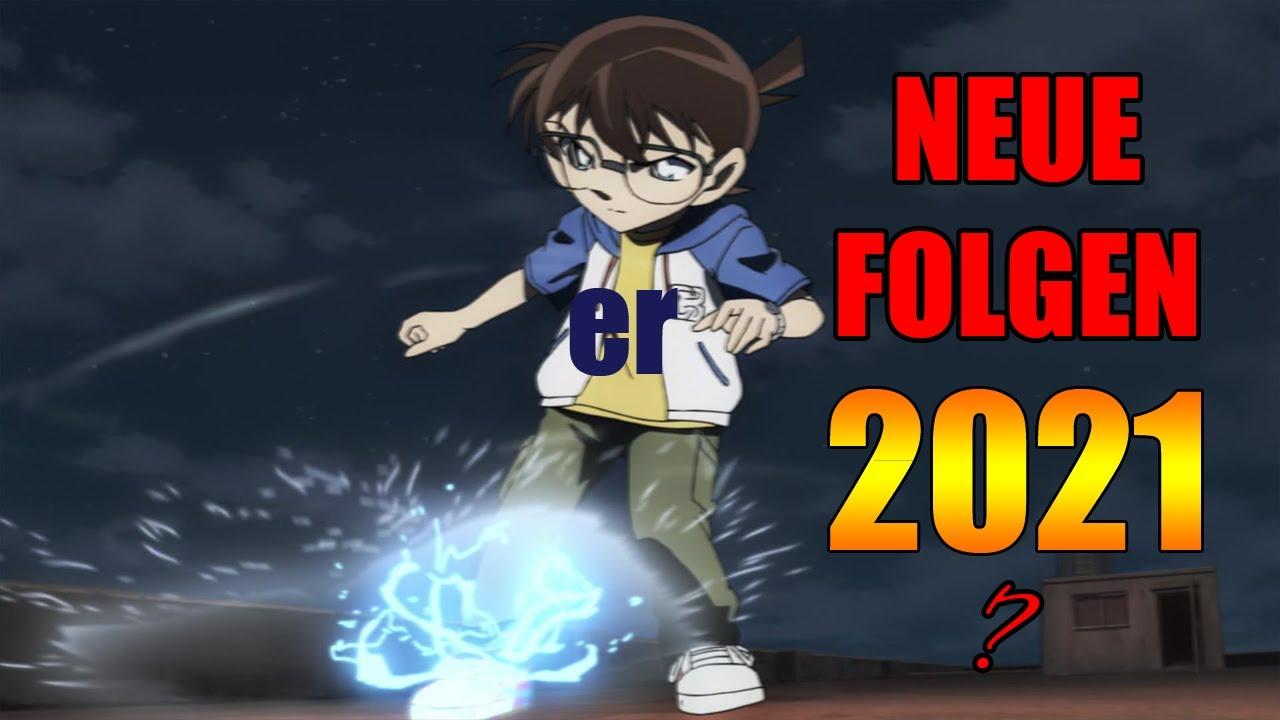 Detektiv Conan Neue Folgen 2021
