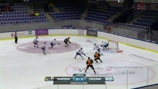 Höjdpunkter: Fjärde raka förlusten för Leksand när Pantern skrällde - TV4 Sport