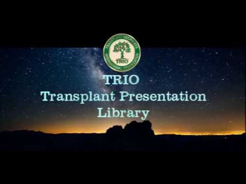 TRIO Library Pgm #46 Finding Meaning in Death:  Life as an Organ Donor Specialist Sept 2012