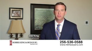 Alabama Distracted Driving Special | Teaser | Morris, King & Hodge P.C.