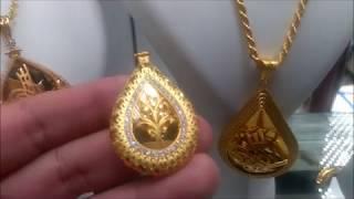 22 Ayar Altın Zincir Kolye Madalyon Modelleri ve Fiyatları (YENİ MODELLER)