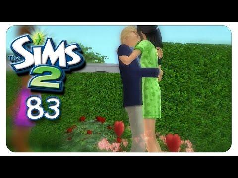 Der erste Kuss #83 Die Sims 2 - Alle Addons - Gameplay [1080p]