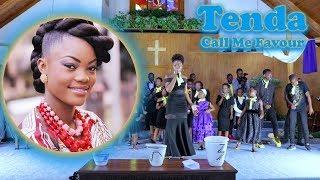 DEBORAH LUKALU - TENDA/CALL ME FAVOUR performed by A CHILDREN CHOIR LIVE