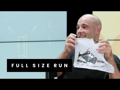 Condoms For Your Sneakers?!?! | Full Size Run