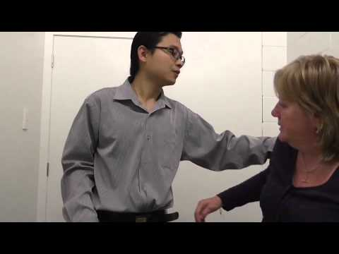 Acupuncture immediate relief shoulder pain & tight, stiff left side of body ...