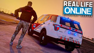 ADMIN ON DUTY & RLO 2.0 TALK! - GTA 5 Real Life Online