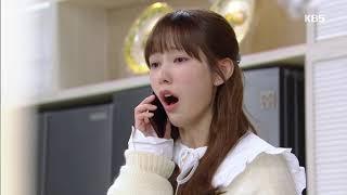 """하나뿐인 내편 - """"우리 어머님이 이상해.."""" 갑자기 변한 이혜숙 행동에 다황한 나혜미.20190120"""