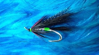 Tying the Metallica Salmon Fly with Davie McPhail