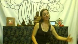 Palestra com Márcia Baja : Lucidez e Amor Genuíno nas Relações - 29-10-15