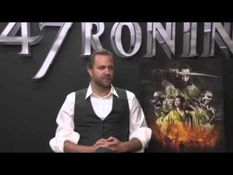 47 Ronin Carl Rinsch Interview