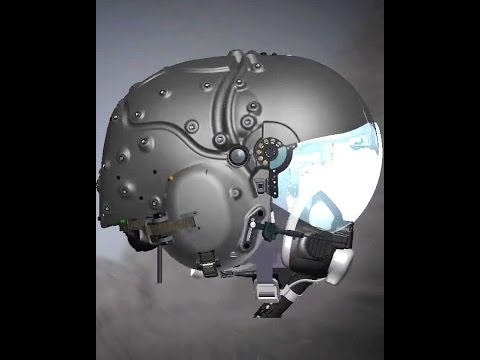 BAE Systems - Striker II Advanced Helmet-Mounted Display [1080p]