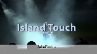 Видео: Bachata with Island Touch at SalsaFestival Switzerland (Ataca y la Alemana)
