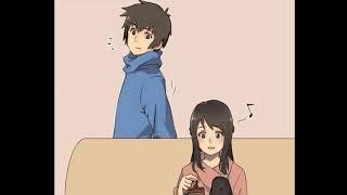 romance anime |status WA baper| perfect(Ed sheeran)