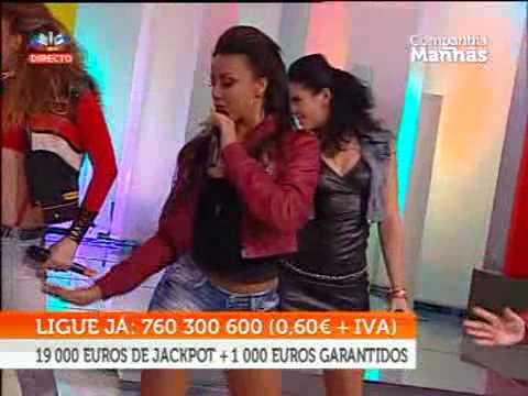 Companhia das Manhãs Damas de Copas 08-04-2010.mp4 - YouTube Companhia Das Manhas