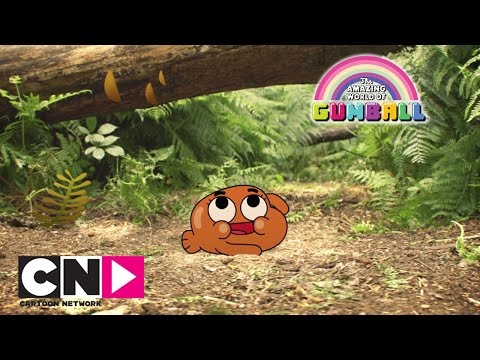 ♬ Sur le chemin ♪, la chanson de Darwin | Le Monde Incroyable de Gumball | Cartoon Network