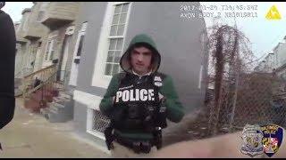В Балтиморе полицейский подбросил наркотики и сам же снял это на видео