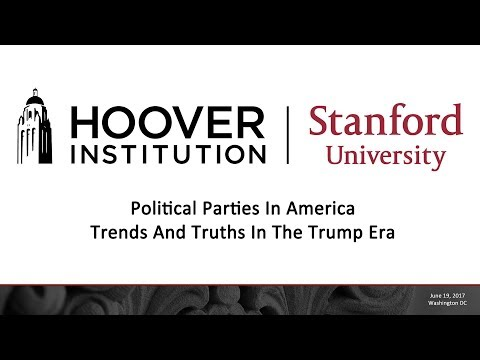Political Parties In America: Trends And Truths In The Trump Era