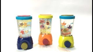 Aquarium 3D water pocket toy game