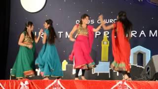 Tamil Christmas Dance 2o13