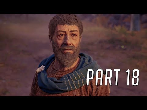 Assassin's Creed: Odyssey |PC| (Nightmare Difficulty) 100% Walkthrough 18 (Consulting a Ghost)