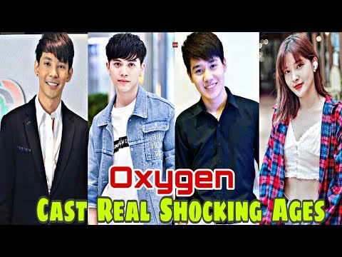 Oxygen The Series | Main Cast Real Long Name & Shocking Ages / SUPANUT LOURHAPHANICH, NATTYTHANYANAN