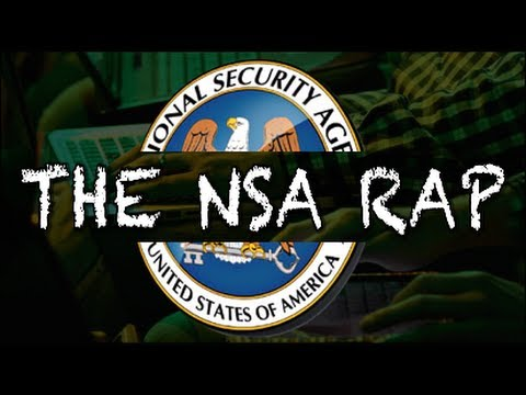 THE NSA RAP SONG (School Project)