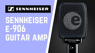 SENNHEISER E906 (Guitar Amp)