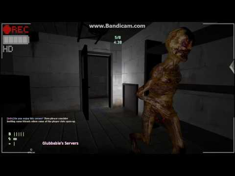Slender Fortress 2 - Clarence (new boss!)