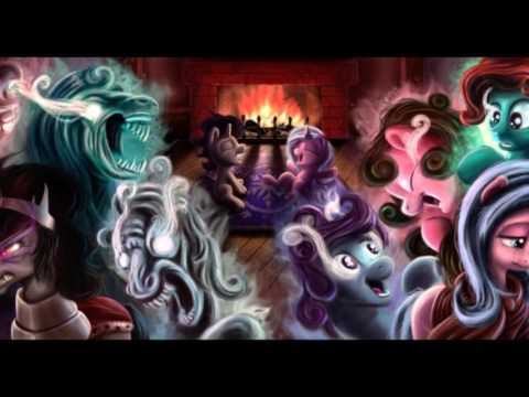 mlpfim king sombra and rainbow dash tribute frequency