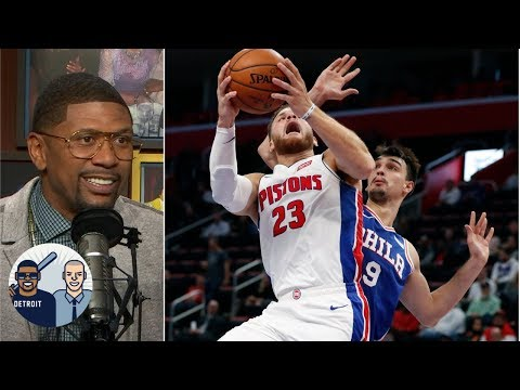 Can Blake Griffin lead the Pistons to the playoffs? | Jalen & Jacoby