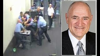 Lawyer, 72, sues after court officers slammed him to floor