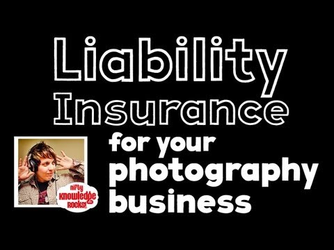 Start a Photography Business - Liability Insurance for Photographers