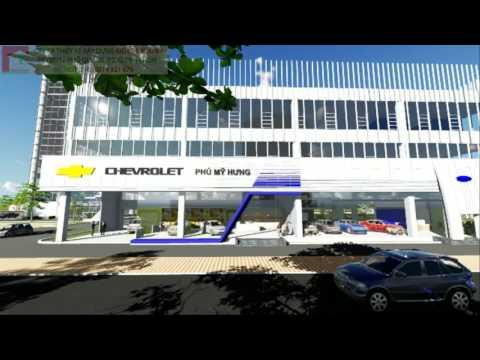 Chevrolet Phú Mỹ Hưng