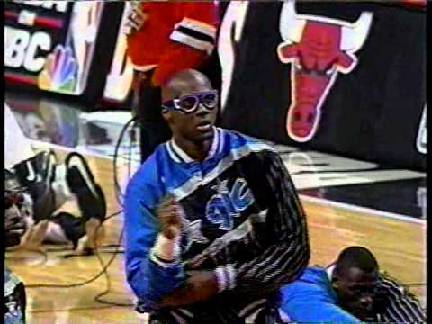 Chicago Bulls vs Orlando Magic 1996 ECF Game 1 - part 1/6