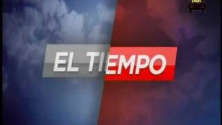 Cortina Musical El Tiempo de Canal 24 Horas- TVN